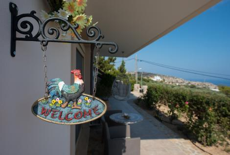 Welcome Apartment Levanda Kreta Koutsounari
