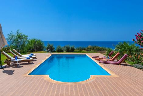 Poolebena Privat Kreta Villa Panorama