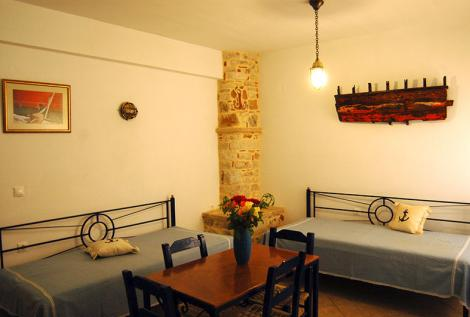 Kinder apartment kreta Georgioupolis Mouragiou
