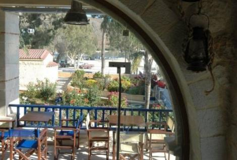 Cafe Mouragiou Apartments Georgioupilis Kreta