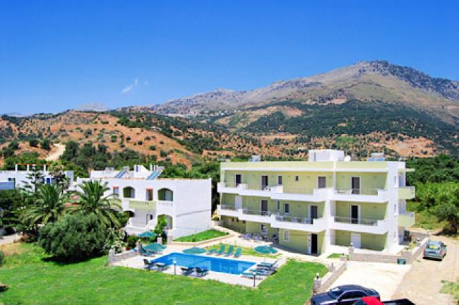 manolis apartments plakias kreta