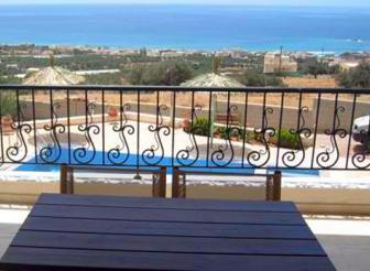 Appartment, Meerblick, Pool, Kreta, Südküste, Griechenland