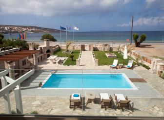 Pool am Strand Meerblick Blue Horizon Ferienhaus